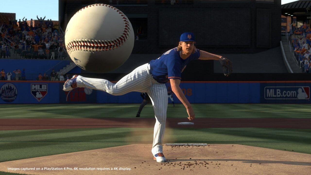 The First Look At MLB The Show 18 Features One of the All Time Greats