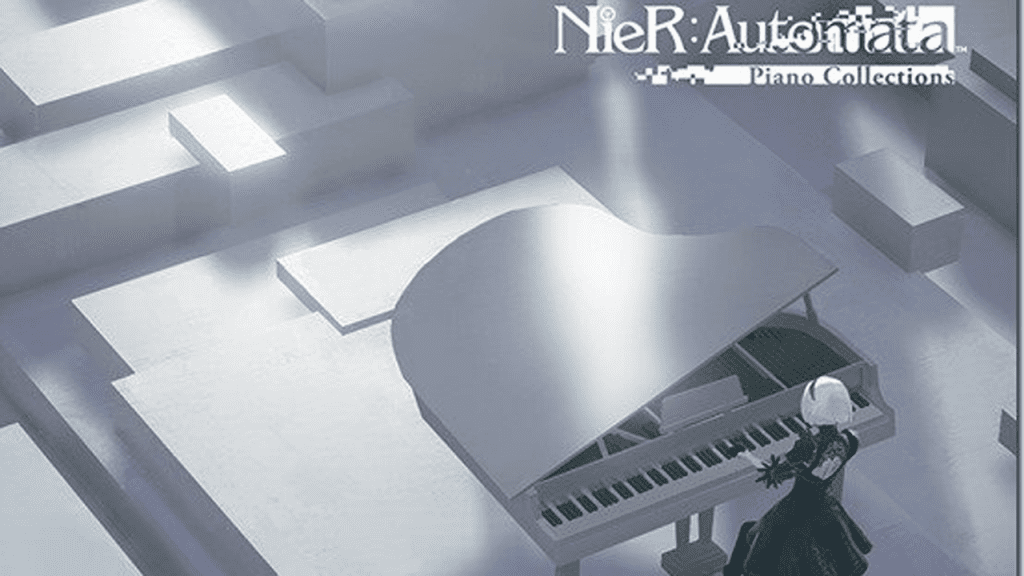 Nier: Automata to Receive Piano Collections Album