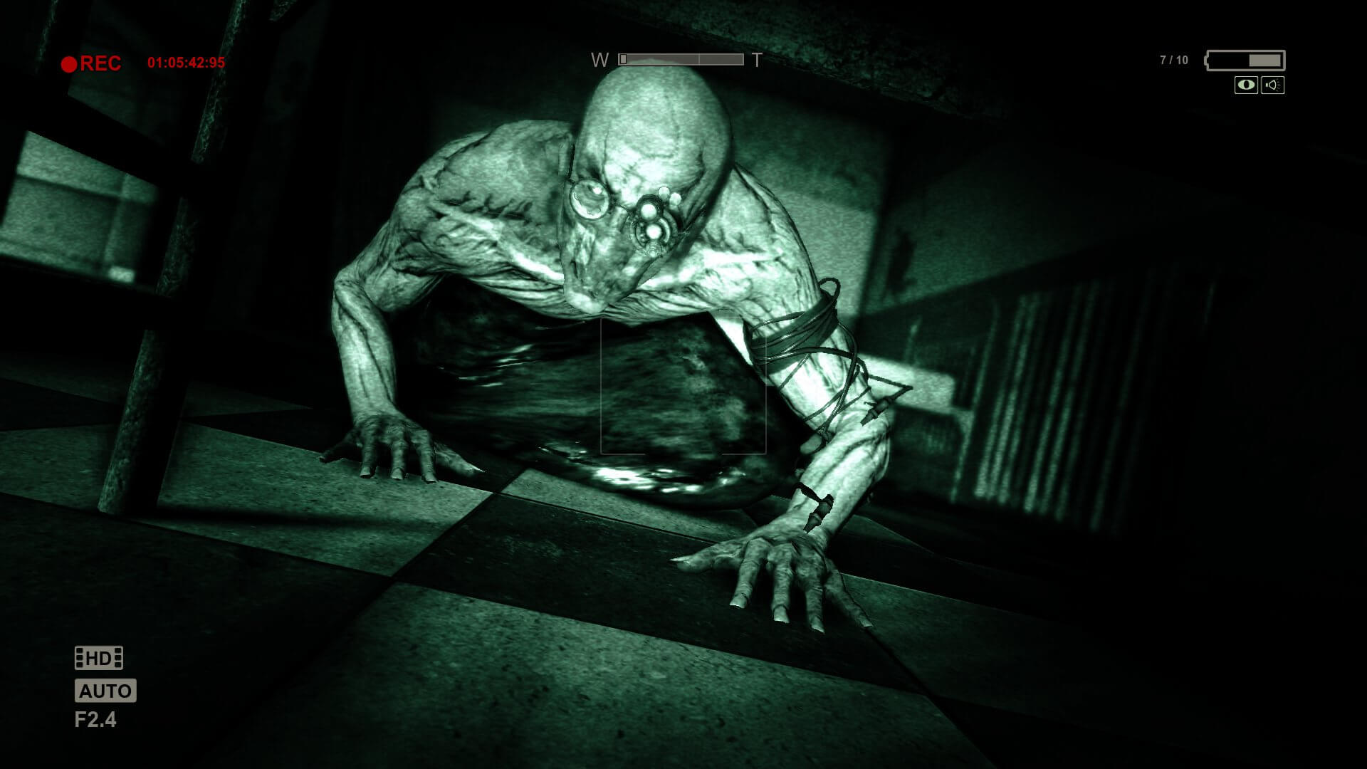Outlast: Bundle of Terror Now Available for the Nintendo Switch