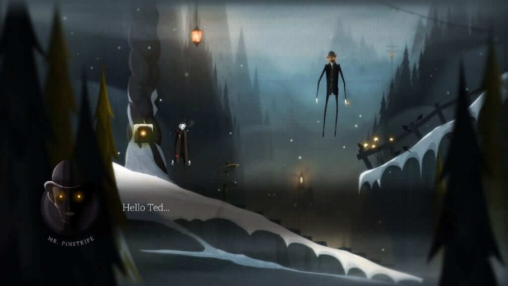Thomas Brush's Pinstripe, and Its Unique Take on Hell, Now On Xbox