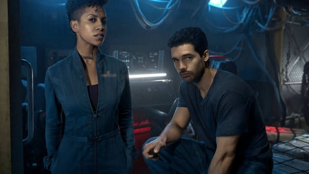 The Expanse Returns To Syfy for Season 3 in April