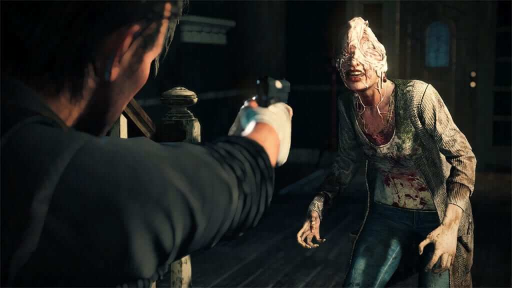 The Evil Within 2 Now Has a First-Person Mode
