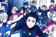 Yuri!!! on Ice Celebrated at the Olympic Games