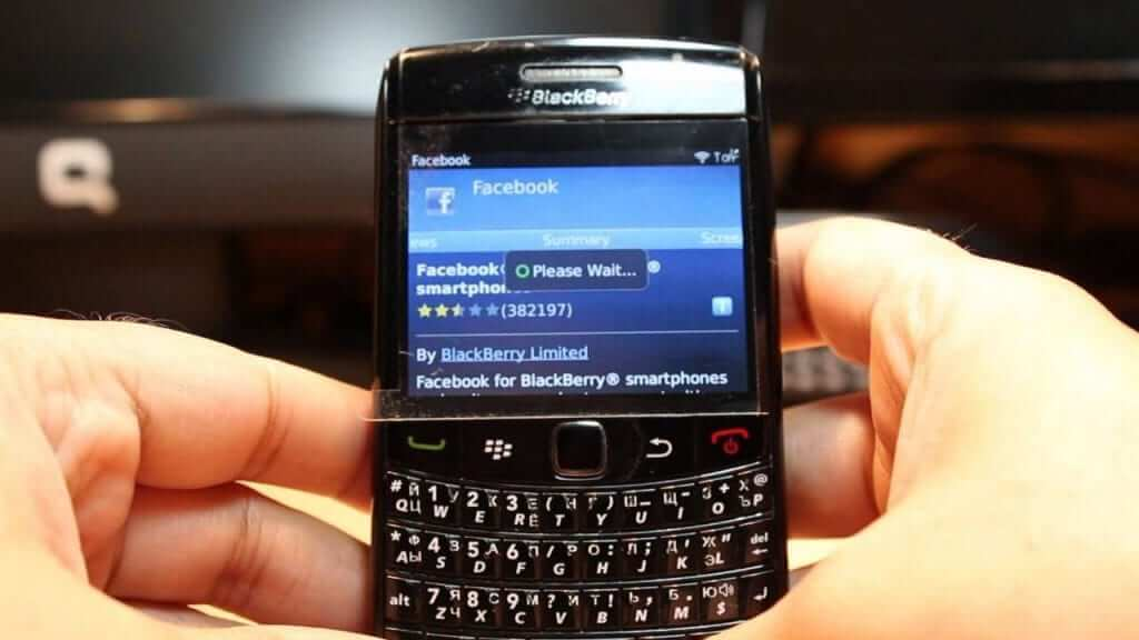BlackBerry Sues Facebook, WhatsApp, Instagram for Patent Infringement