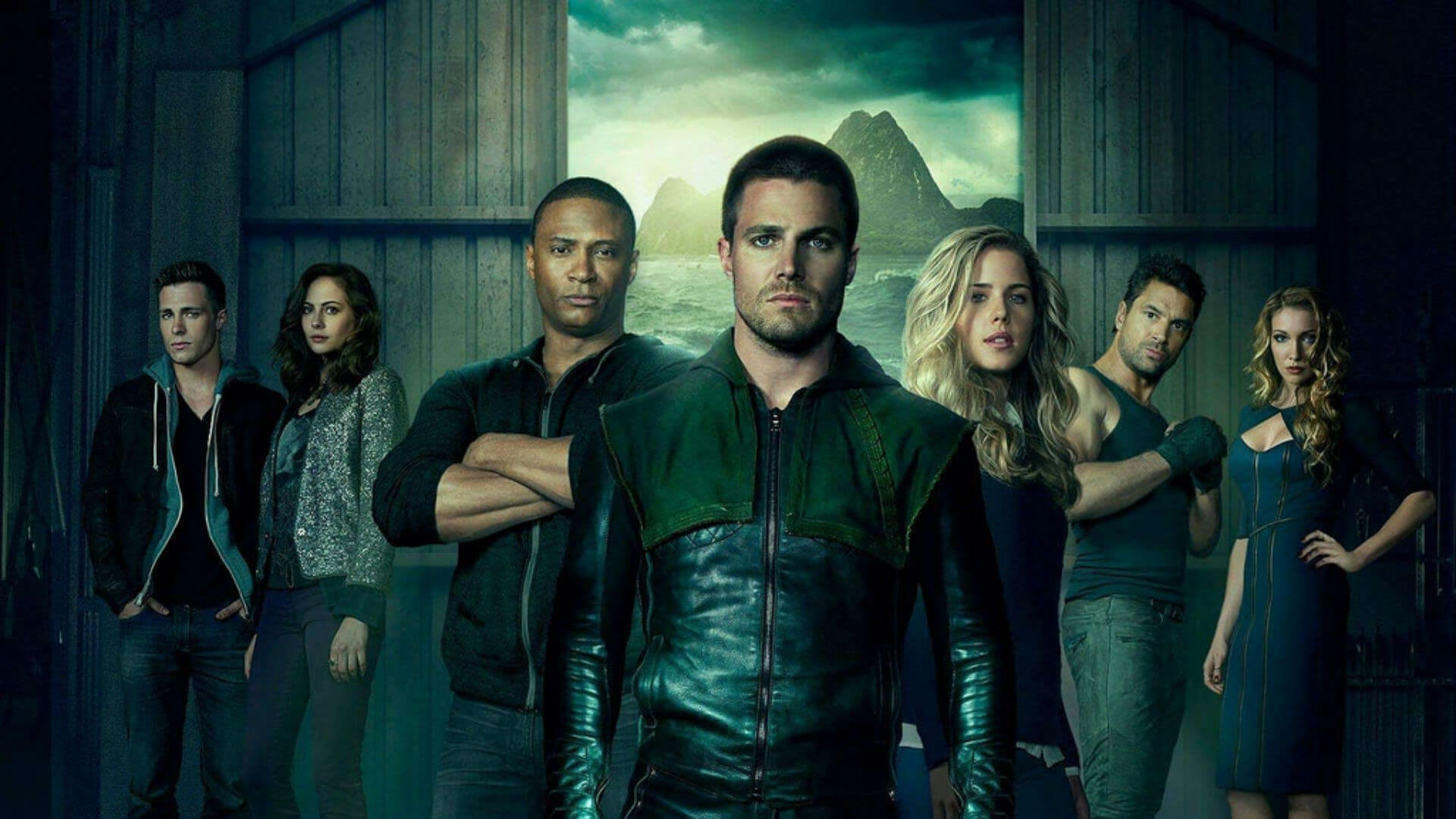 Another Longtime Arrow Star Exits the Series