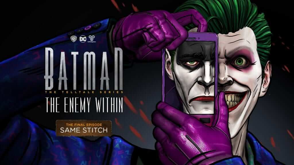 Batman: The Enemy Within Final Episode Release Date Revealed