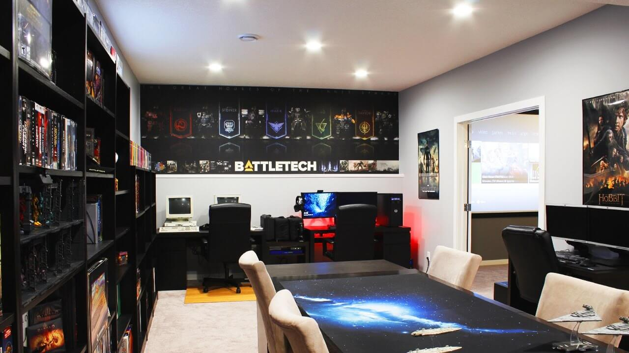 Ideas For Setting Up An Ideal Gamers Room
