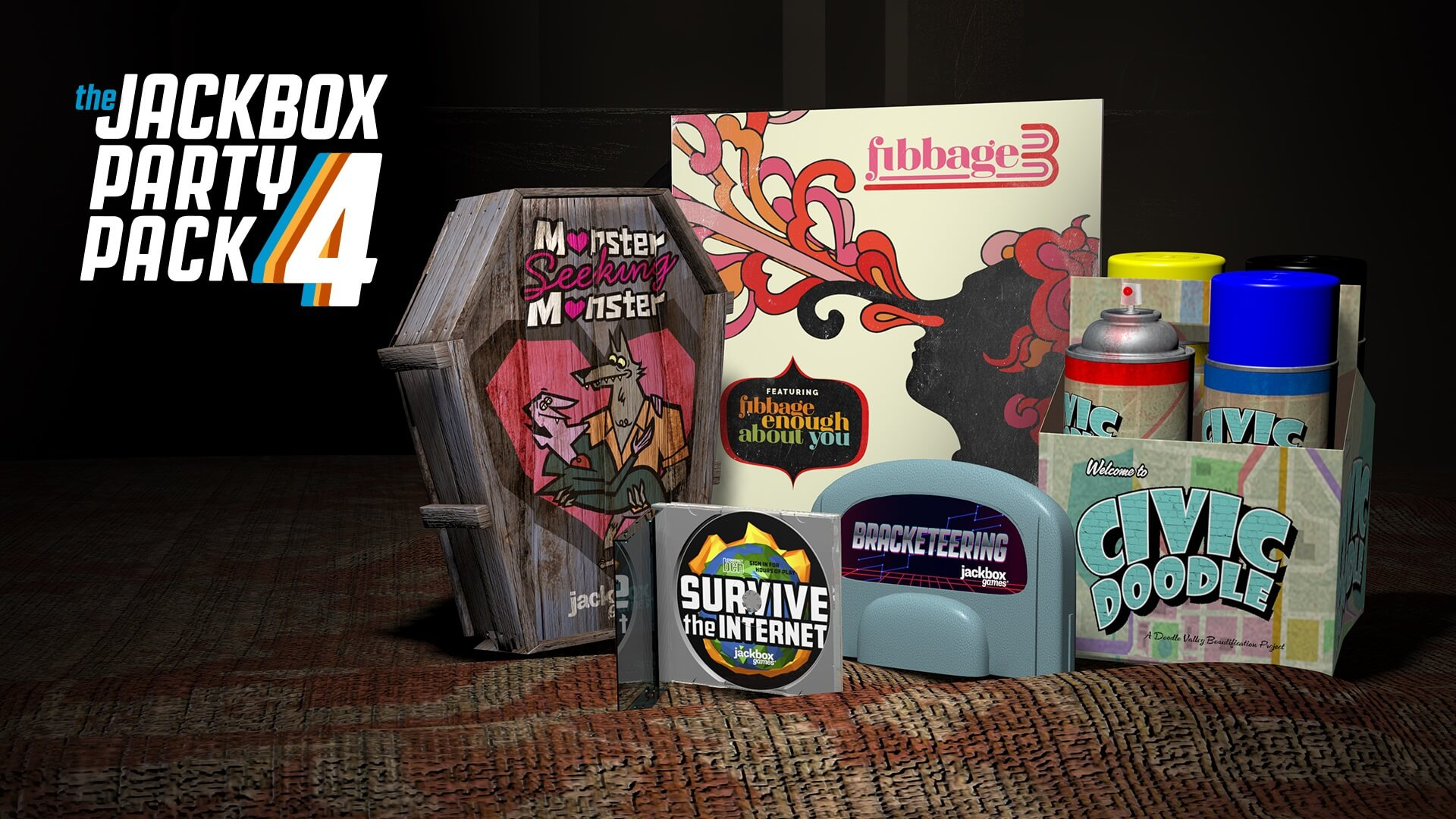 Jackbox Party Pack 4 Review