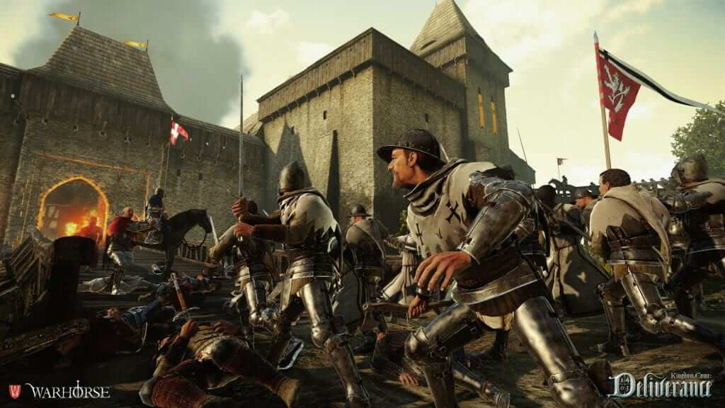 Kingdom Come: Deliverance New Patch Has Over 300 Fixes