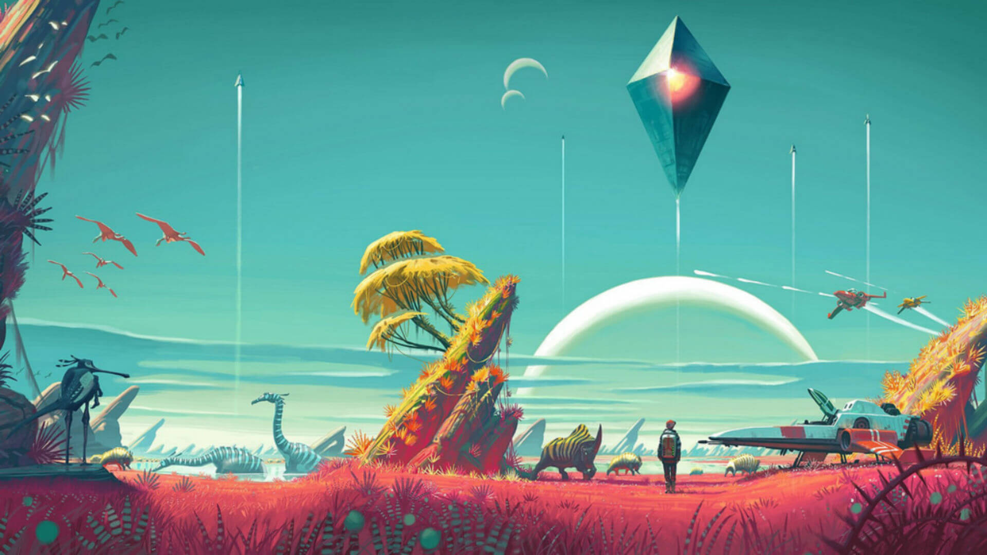 No Man's Sky Coming To Xbox This Summer