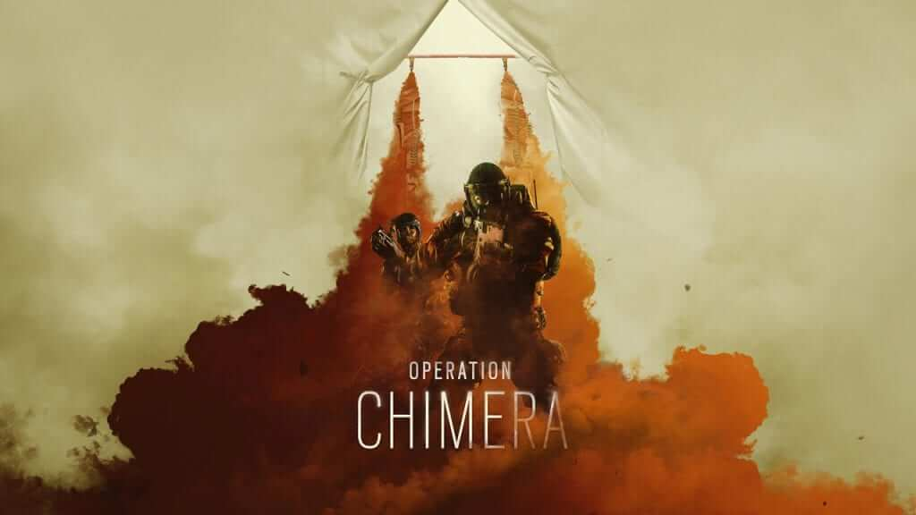 Rainbow Six Siege Launches BioHazard Themed 'Operation Chimera'