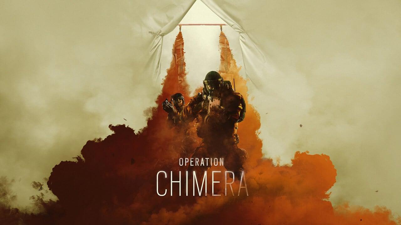 Rainbow Six Siege Launches BioHazard Themed 'Operation Chimera'