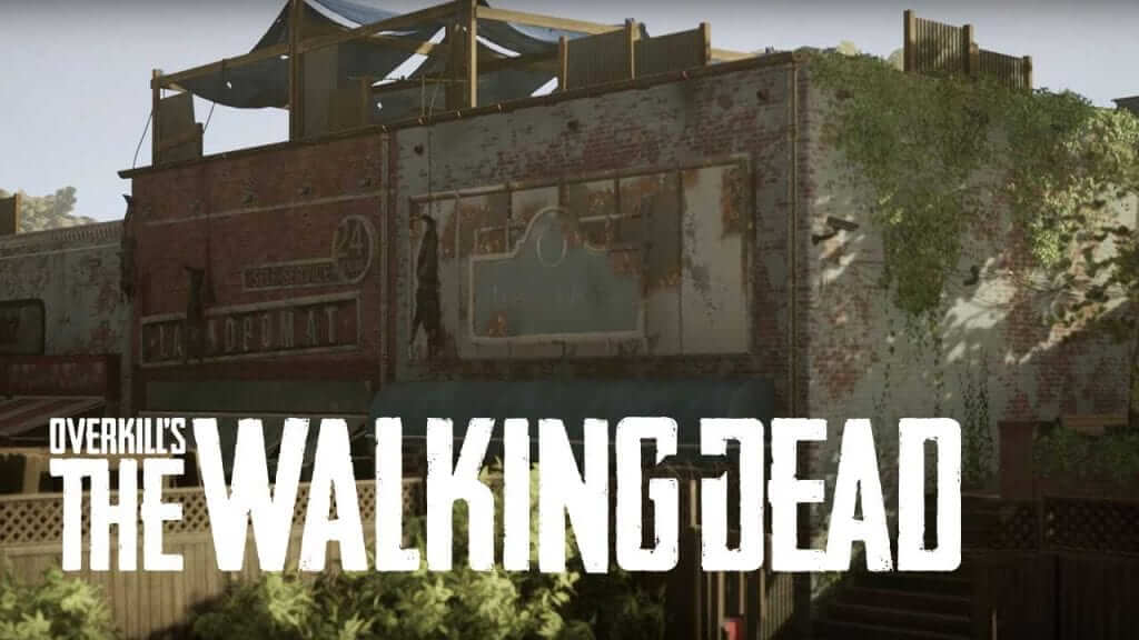 How Overkill's The Walking Dead's Environment will Help Tell the Story