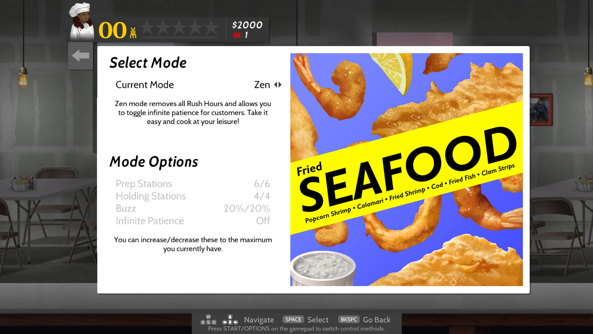 Cook, Serve, Delicious 2 Seafood