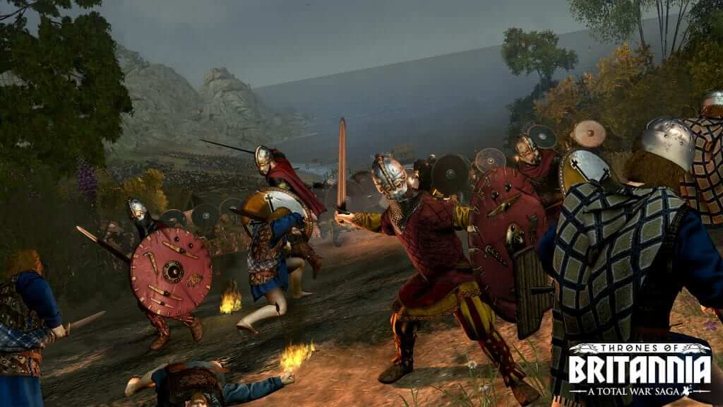 Total War Thrones Of Britannia Reveal New Win Mechanic