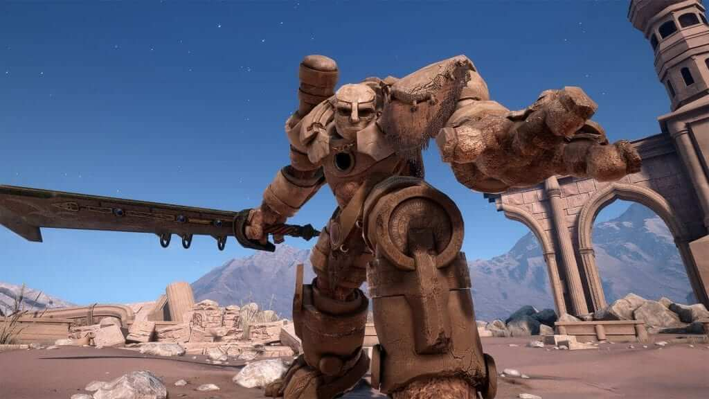 Highwire Games' PSVR Exclusive Golem Suffers Another Delay