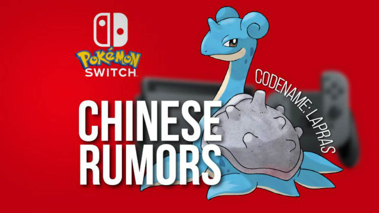 Rumor: Possible Pokémon Switch Screenshot Surfaces on Twitter