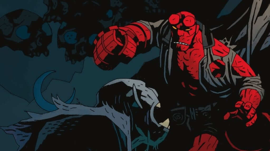 Hellboy Reboot Leans Closer to Mike Mignola's Comic Source Material