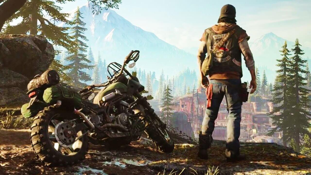 Days Gone Has Been Delayed Until 2019
