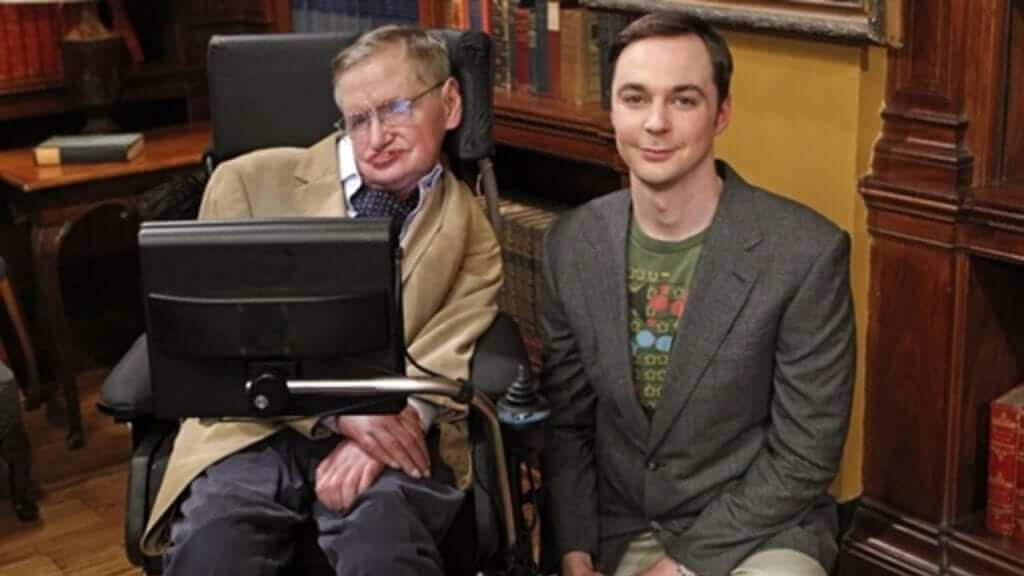The Big Bang Theory Dedicates Moment to Stephen Hawking