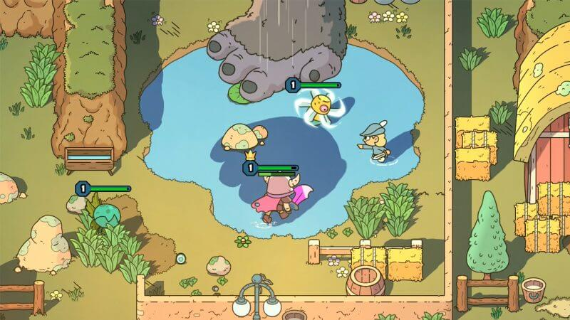 The Swords of Ditto gets a release date and a new trailer