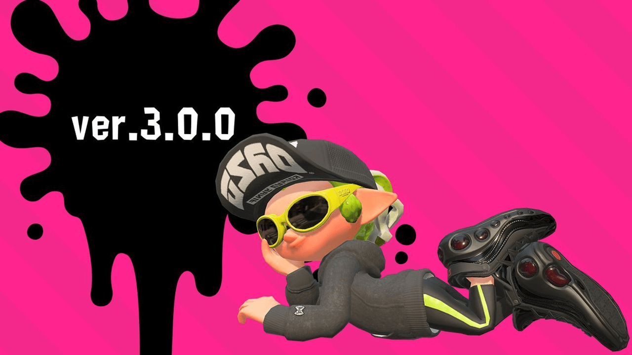 Splatoon 2 Version 3.0 Details Are Here