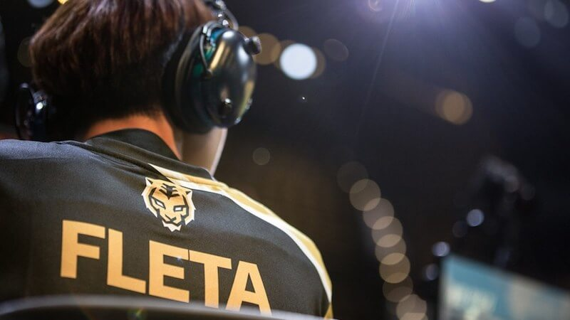 Overwatch League Fleta