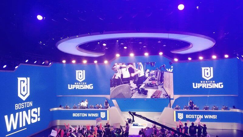 Overwatch League Uprising Wins