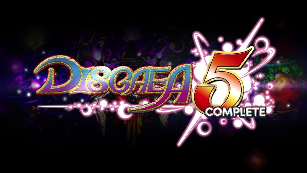 Forget About Your Free Time: Disgaea 5 Complete Is Coming To PC