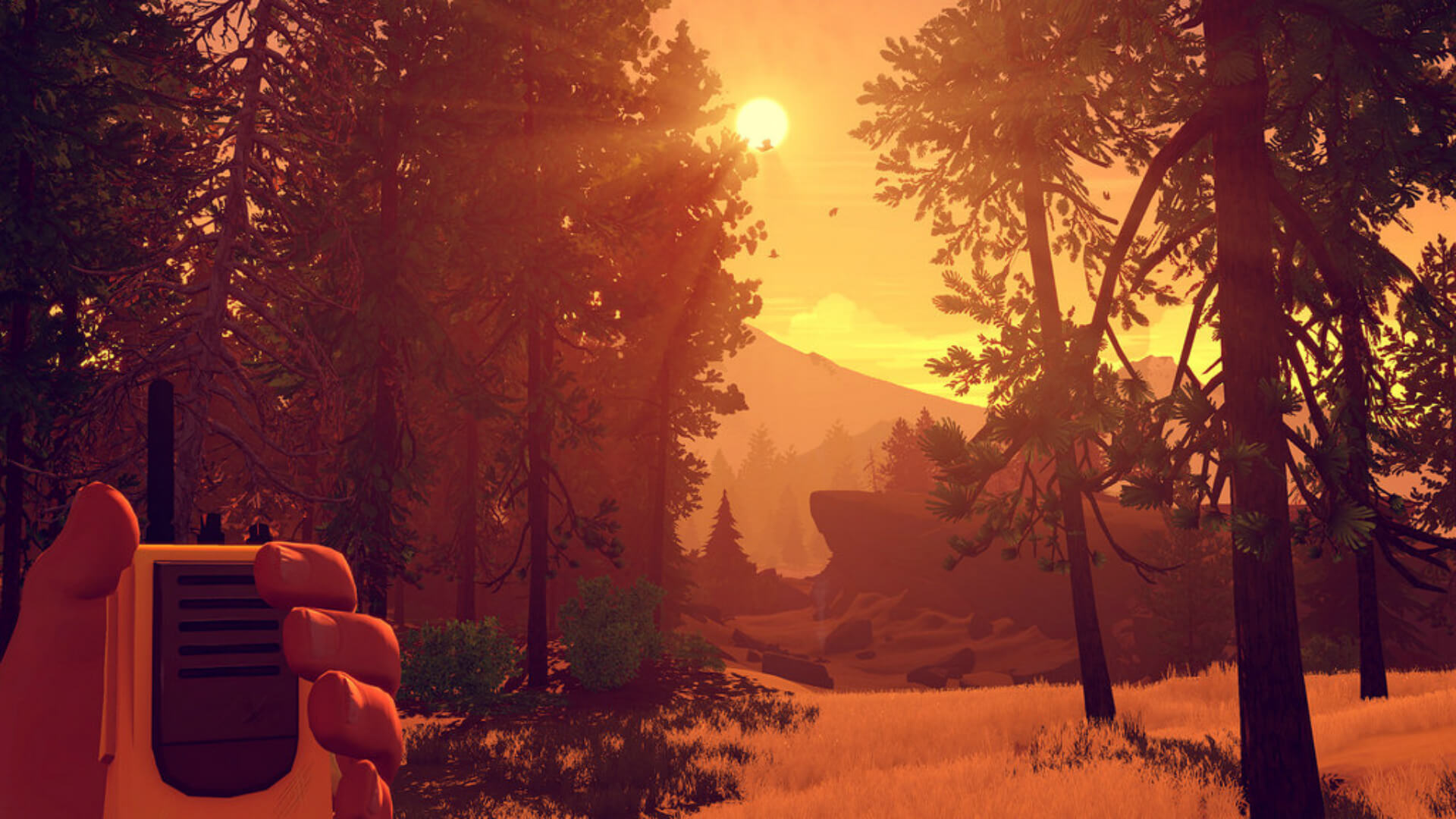 Valve buys indie studio behind hit game Firewatch