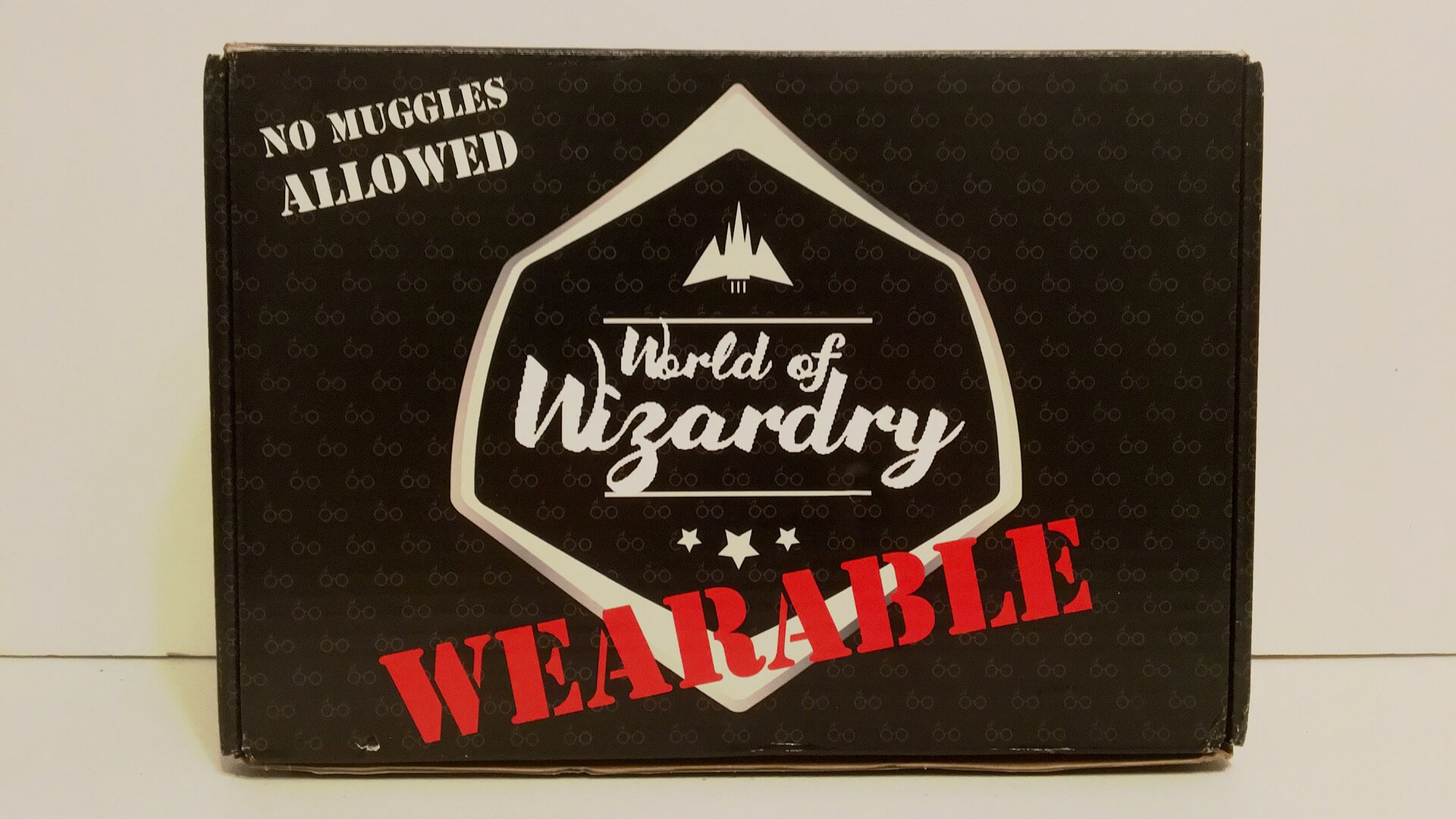 Geek Gear World of Wizardry Wearable:  It's All About Courage - Review