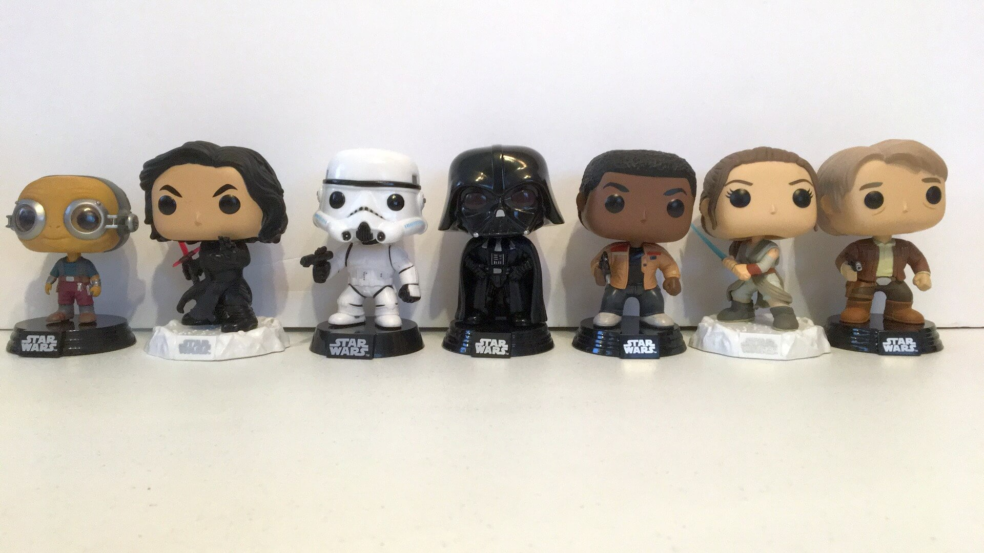 Funko: The Bobbling Star Wars Collection - Review