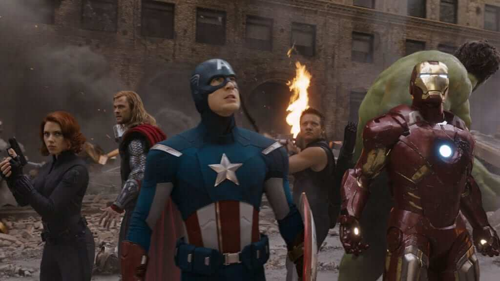 Ranking every MCU Movie before Infinity War