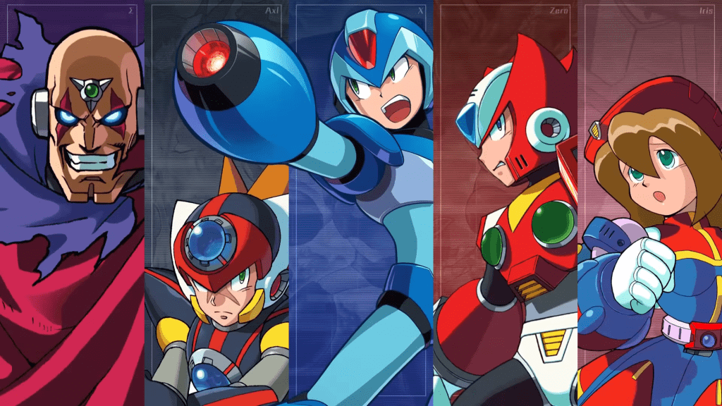 Mega Man X Legacy Collection Coming This Summer