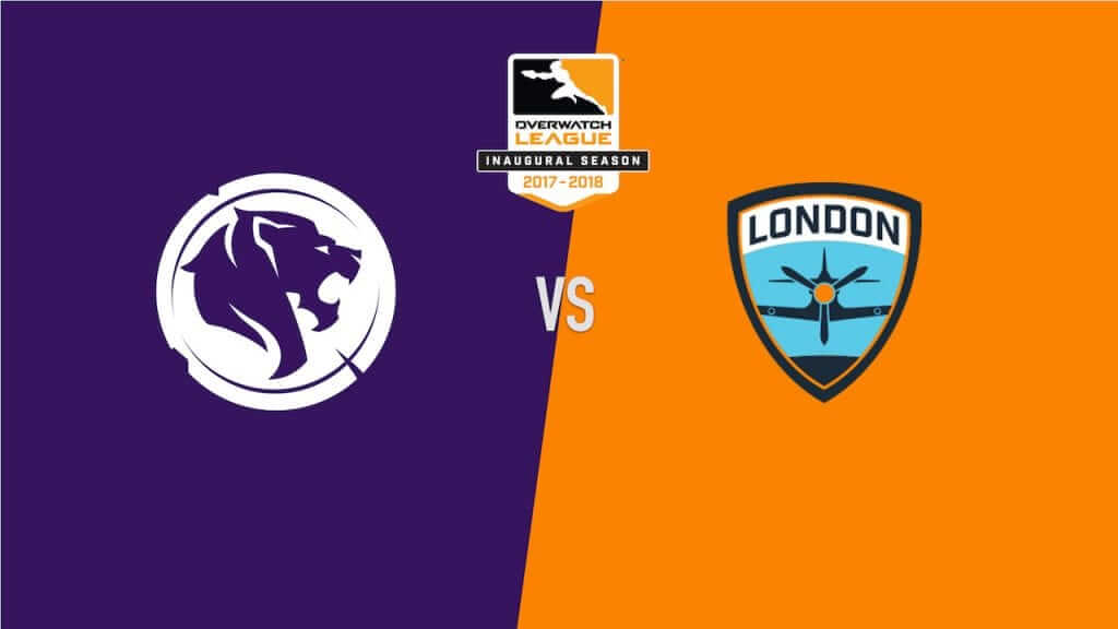 Overwatch League: LA Gladiators vs. London Spitfire Stage 3 Recap