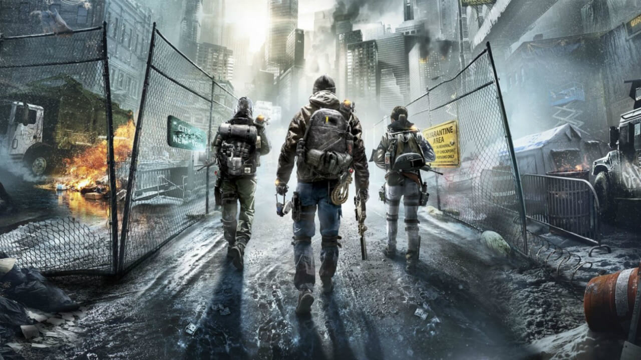 The Division Movie Lands New Director