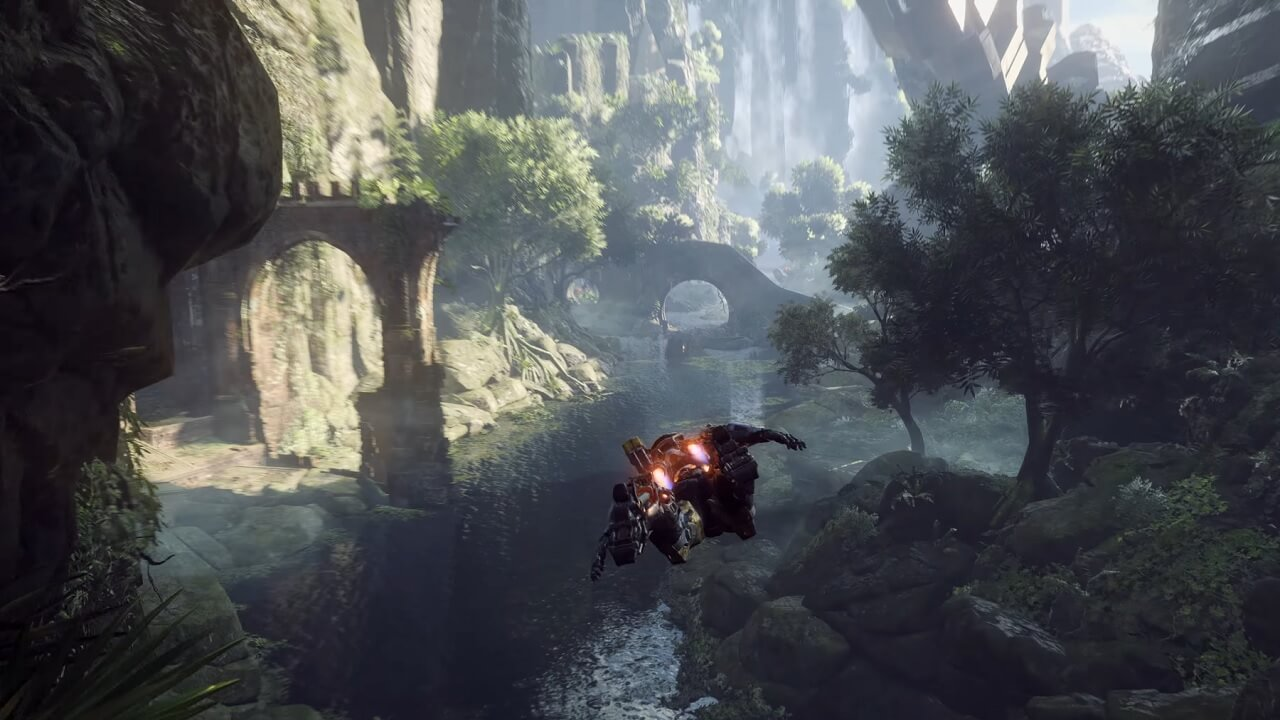 BioWare Promises Anthem's Graphics Aren't Being Made Worse