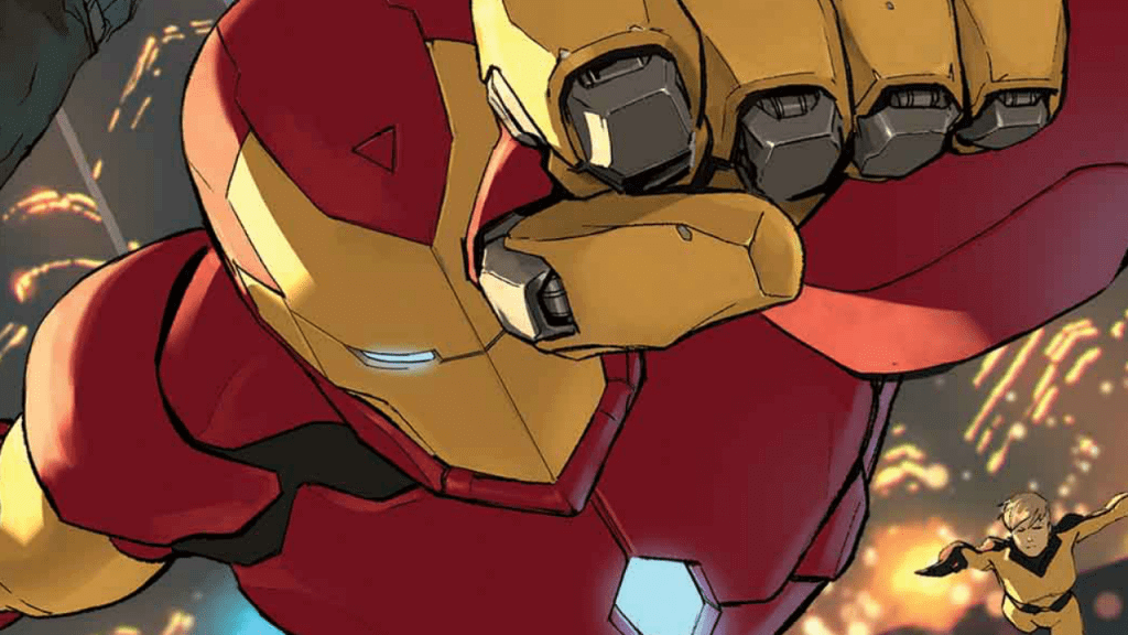Iron Man Looks to Get a Fresh Start in Tony Stark: Iron Man