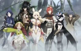 Rokka: Braves of the Six Flowers Anime Set to Release In UK