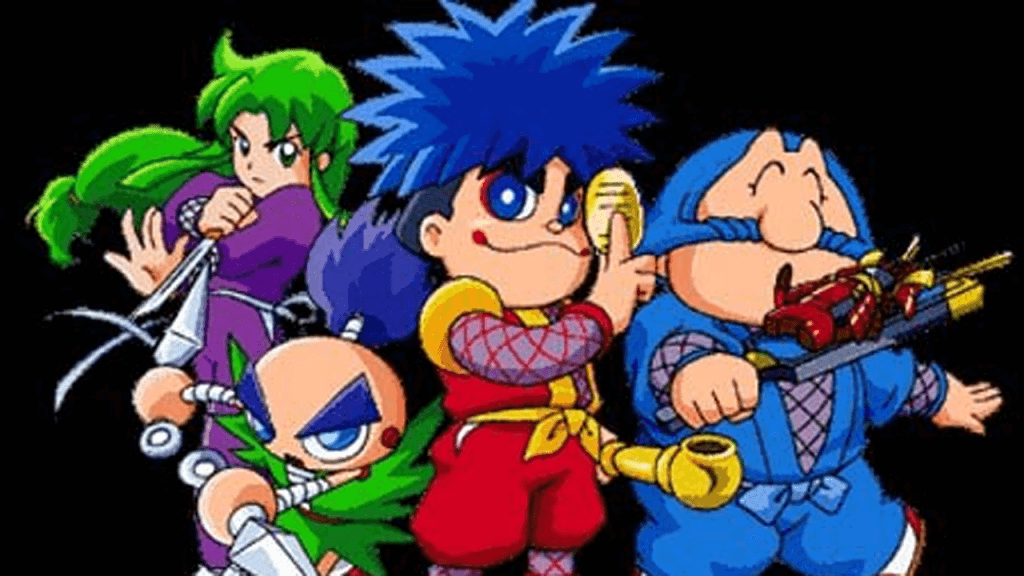 Goemon May See Revival at the Hands of Konami
