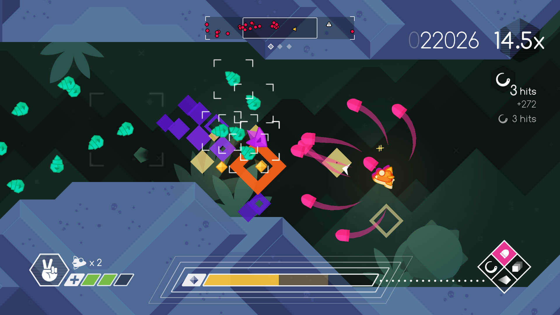 graceful explosion machine 2