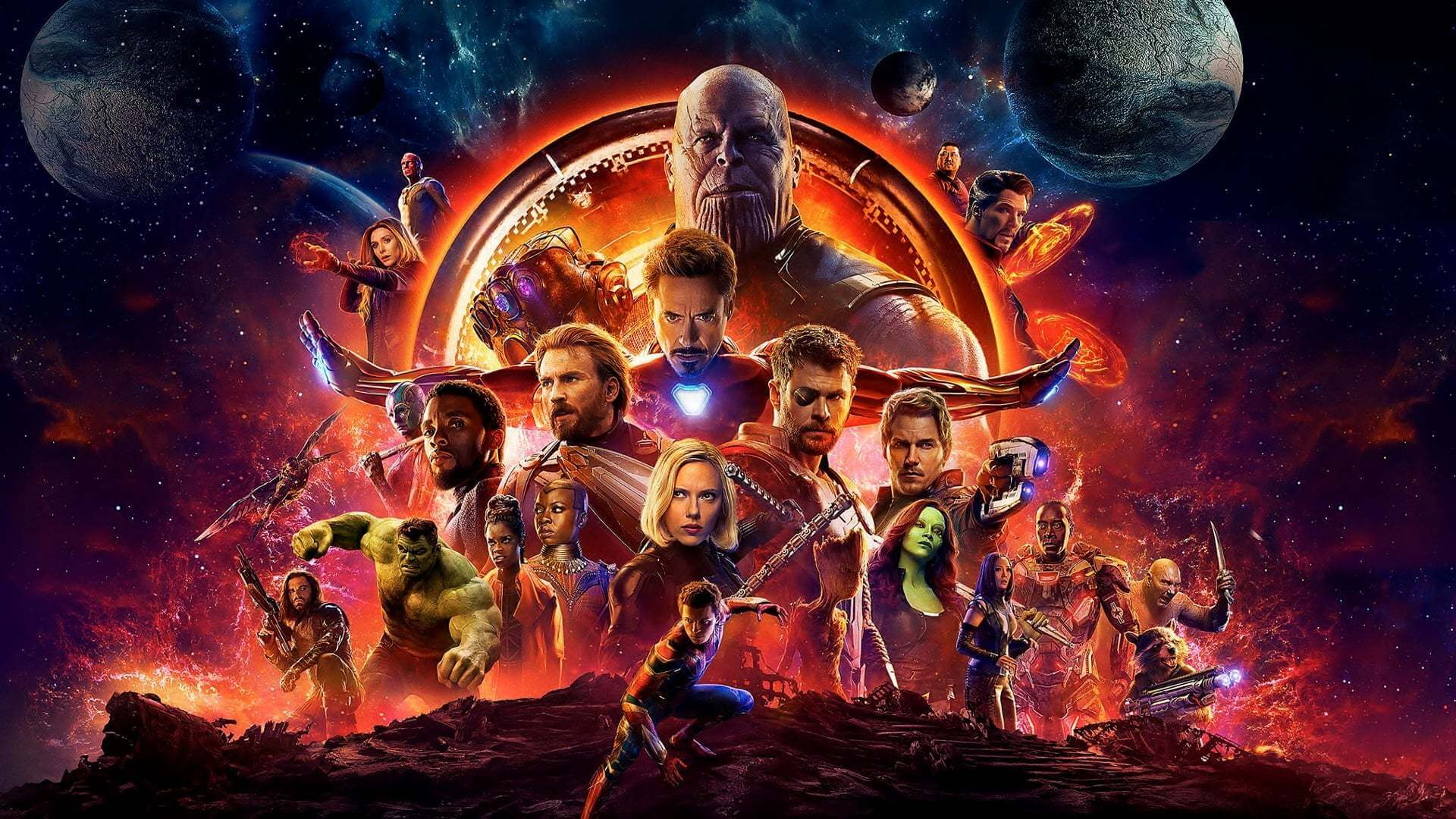 Avengers: Infinity War Sets Marvel Sales Record