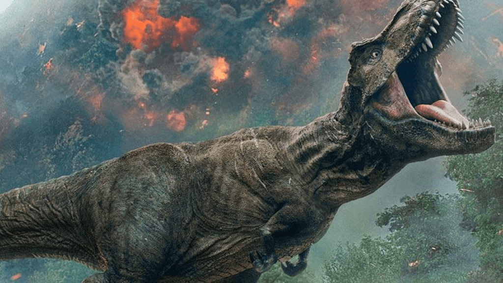 Jurassic World: Fallen Kingdom Debuts New Trailer