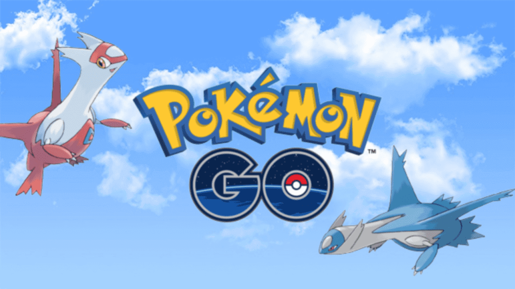Pokemon GO! Introduces Latios and Latias