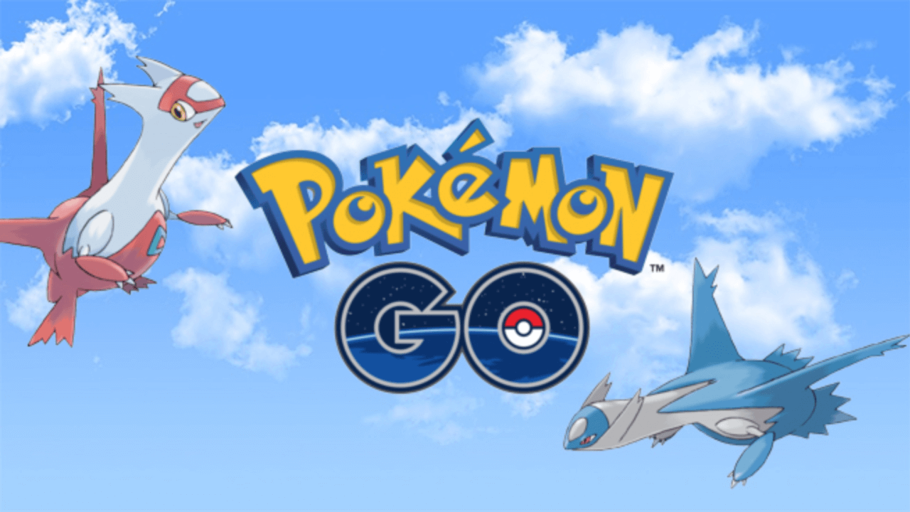 Pokemon Go Announces Latios and Latias as Next Legendary Pokemon