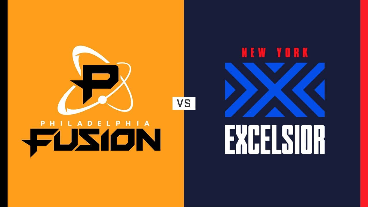 Overwatch League: Philadelphia Fusion vs. NYXL Stage 3 Recap