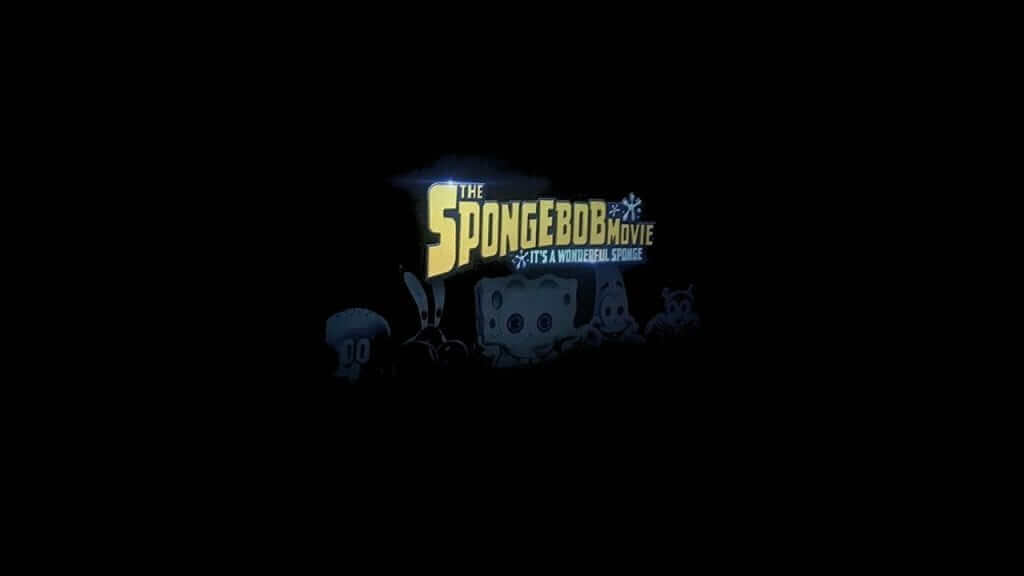 Paramount Reveals The SpongeBob Movie: It's a Wonderful Sponge