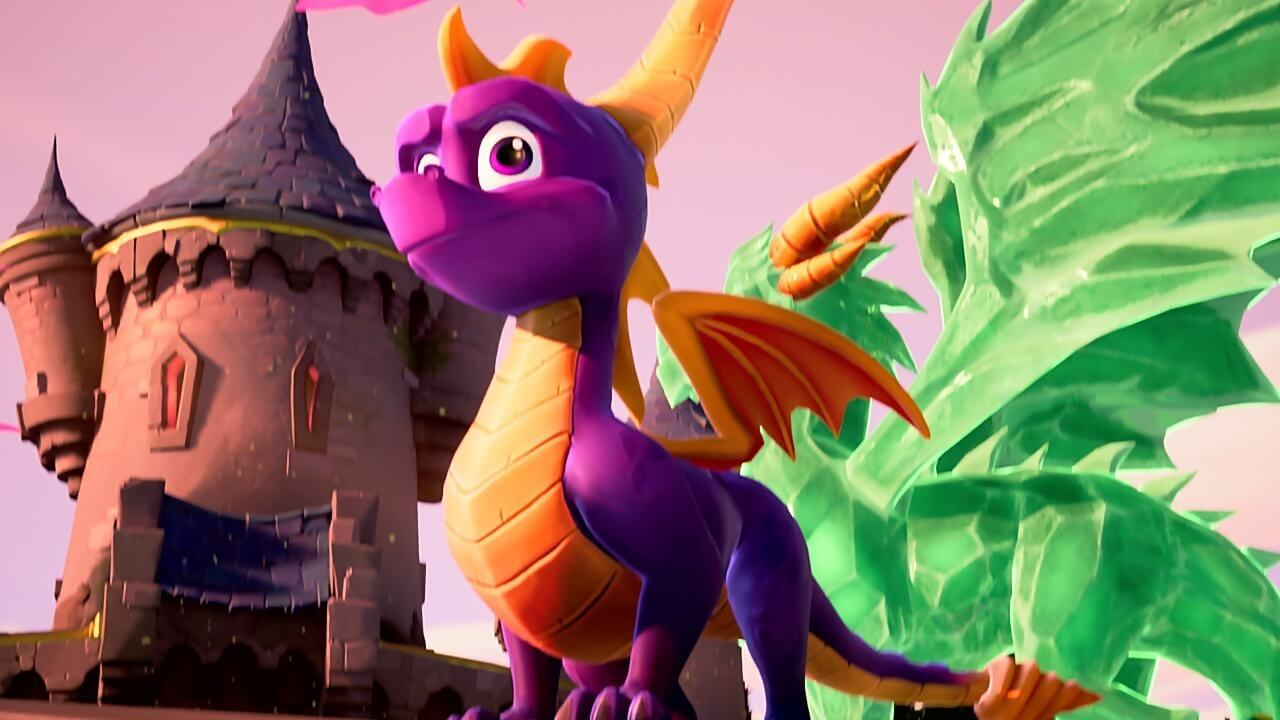Spyro Reignited Trilogy Coming to Consoles in September