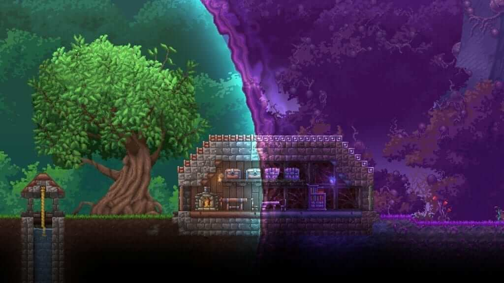 Terraria: Otherworld Cancelled