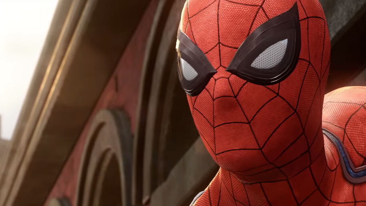 Insomniac Games' Spider-Man Release Date Revealed; More Details Announced